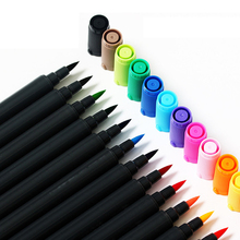 12 Colors/18 Colors Set Colors Professional Sketch Color Marker Pen Architecture Alcohol Based Art Markers Manga Marker