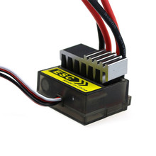New  320A Brush Speed Controller ESC 1/8 1/10 Reverse for RC Car Boat Truck Accessory