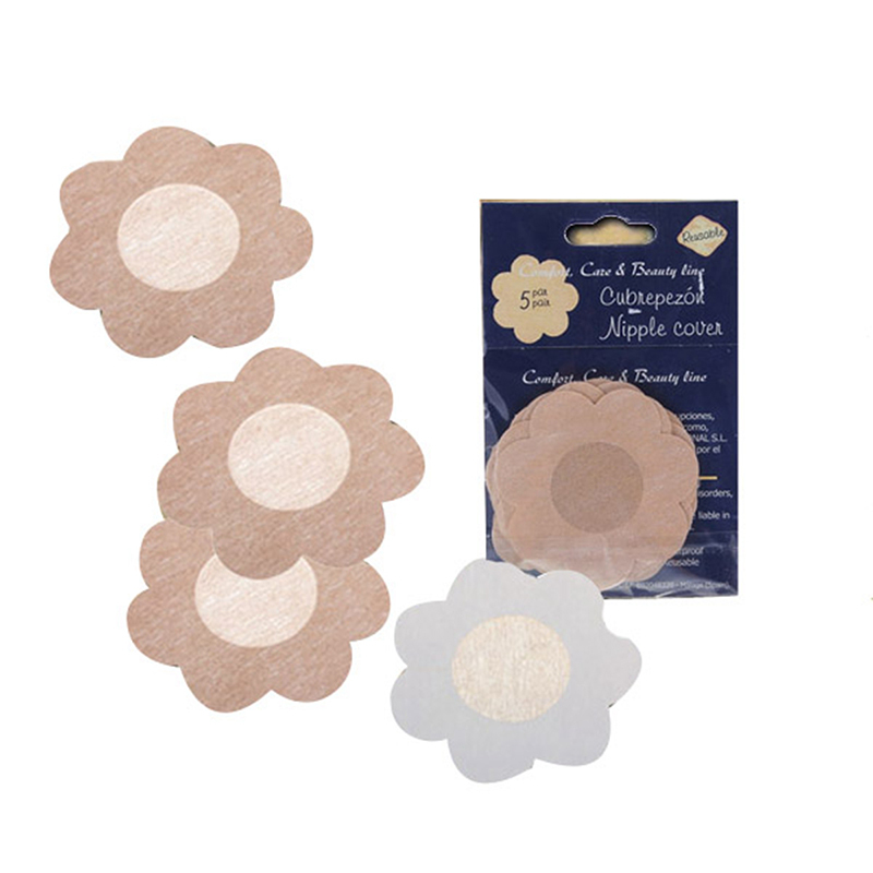 10pcs Nipple Cover Breast Invisible Stick On Bra Strapless Backless Bra Pad Cleavage Enhance Nipple Stickers Pasties Adult Games
