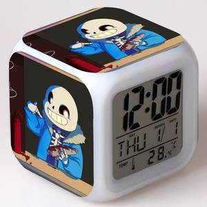 undertale clock – Buy undertale clock with free shipping on