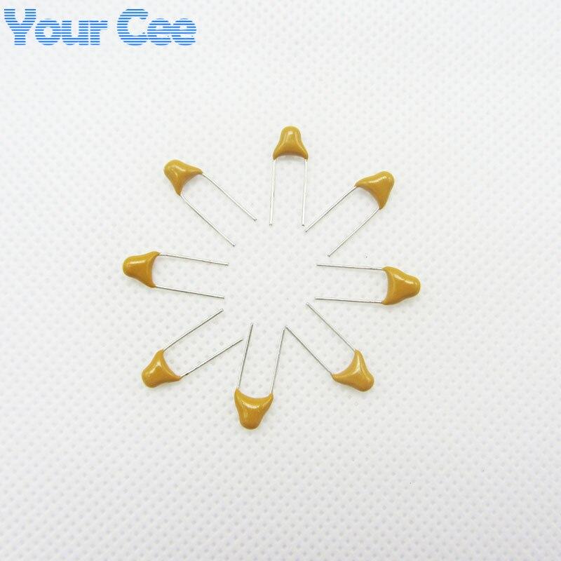 50pcs Monolithic Ceramic Chip Capacitor MLCC Multi-layer Ceramic Capacitor 0.22UF 220NF 224 50V + / - 20%