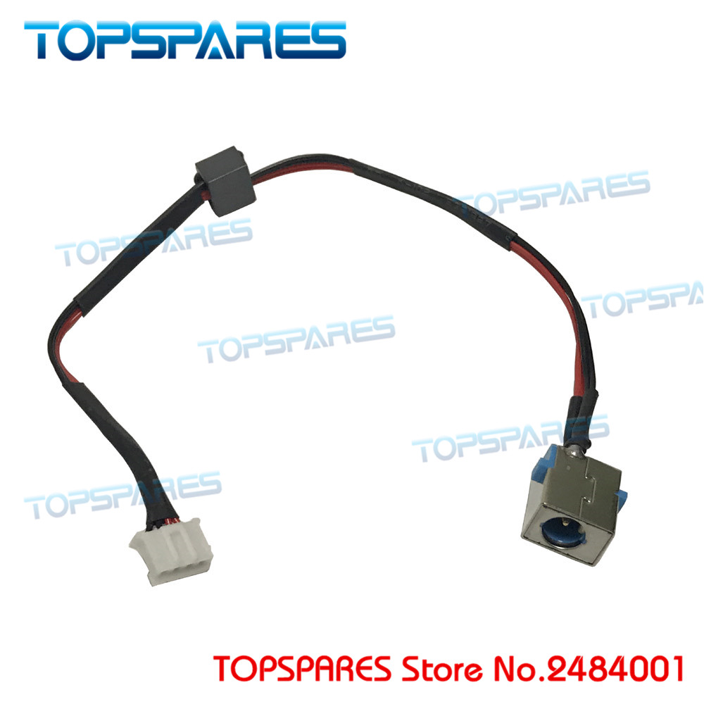 NEW Laptop DC Jack Power And Harness Cable Wire For Desktop For Acer For Aspire 5741