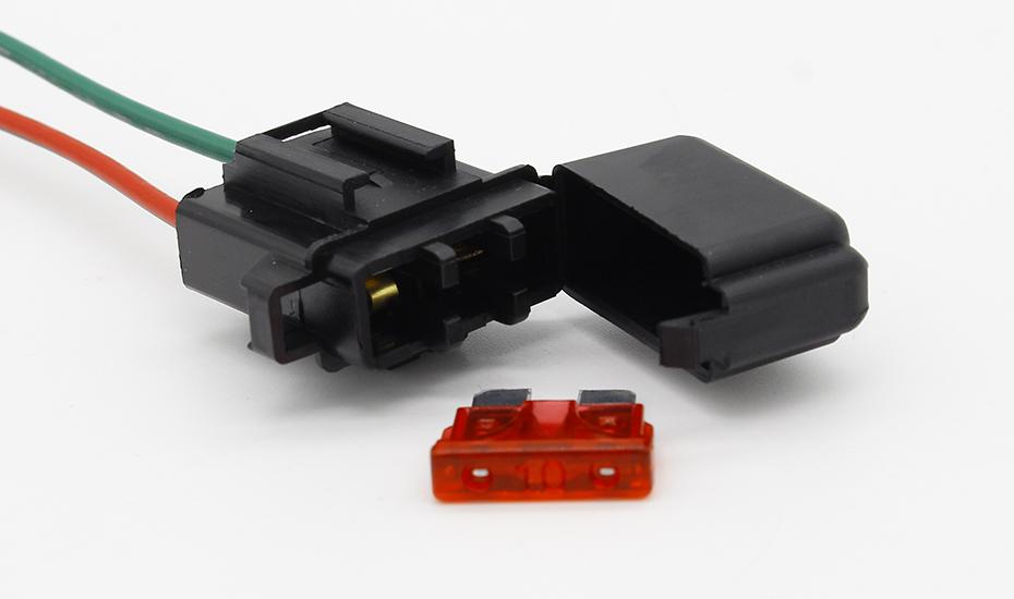 HTB1GYGxQVXXXXc XFXXq6xXFXXXj - 1PCS ATC Fuse Holder In-line AWG Wire Copper 12V 24V Power Blade
