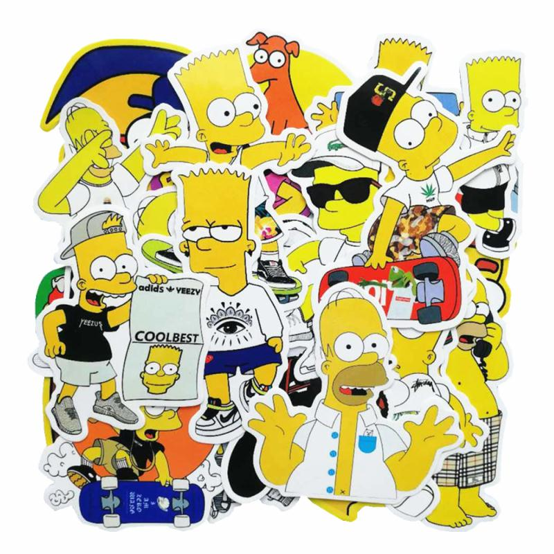 Skate Stickers Lot QUICK SHIP! Skateboard water bottle 10 or 40 pcs