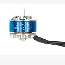 LCDAR XT1104 7500KV Brushless Motor With propeller for EGG136 ET115 ET125 RC FPV Racer Drone Quadrocopter