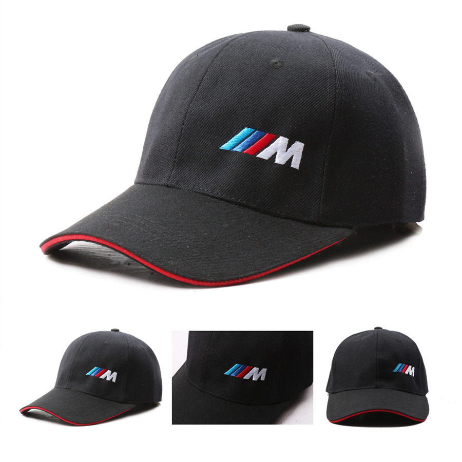 Racing Baseball Cap Speedway M Series Rally Hats Car Fans Motorcycle Moto GP Caps Sport Sun Snapback Adjustable Men Women Hats