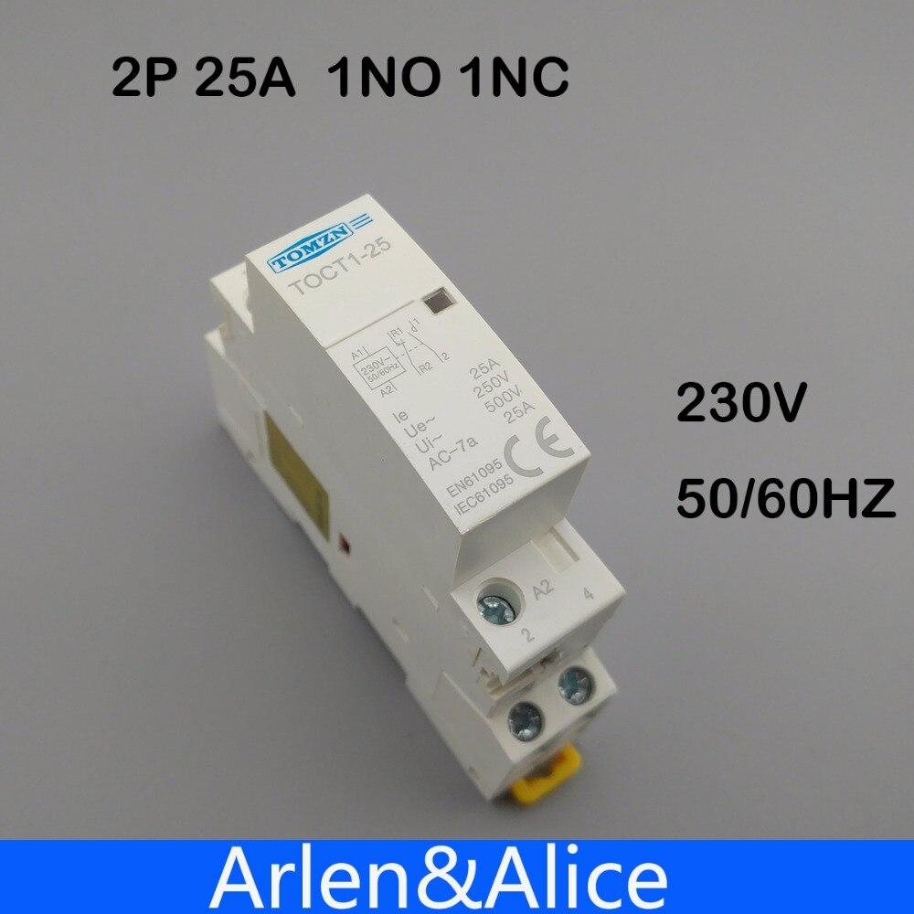 din-рейку бытовой контактор переменного тока