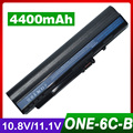 4400 мАч аккумулятор для ноутбука Acer UM08B71 UM08B72 UM08B73 UM08B74 Aspire One A110 A150 D150 D250 P531h Pro 531 h Серии