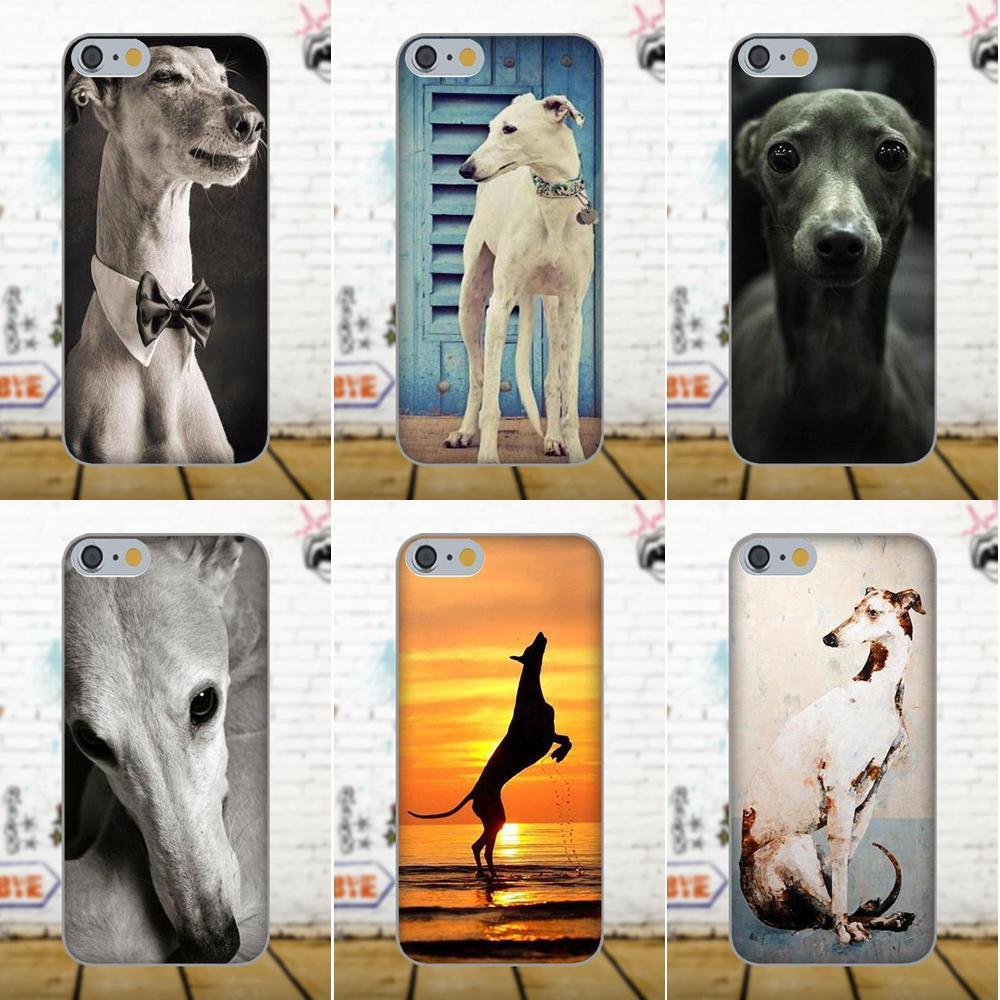 Oedmeb Galgo Greyhound Dog Design For Apple iPhone 4 4S 5 5C 5S SE 6 6S 7 8 Plus X For LG G3 G4 G5 G6 K4 K7 K8 K10 V10 V20