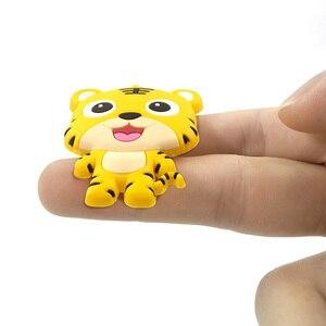 Image 5 - Cute Cartoon Chinese Zodiac animal silicone fridge magnet souvenir fridge refrigerators magnetic Kids  home decor decoration toy
