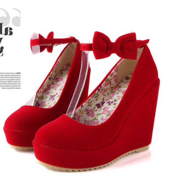 Online Get Cheap Red Wedge Heel -Aliexpress.com | Alibaba Group