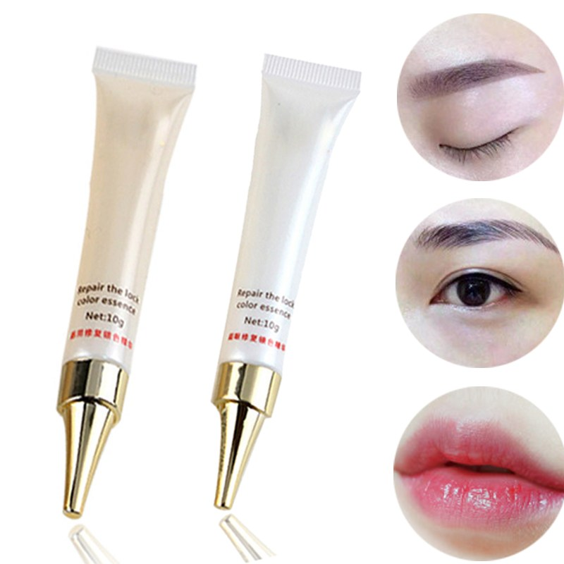 10g Microblading Eyebrow Lip Repair Recovery Agent Gel Permanent