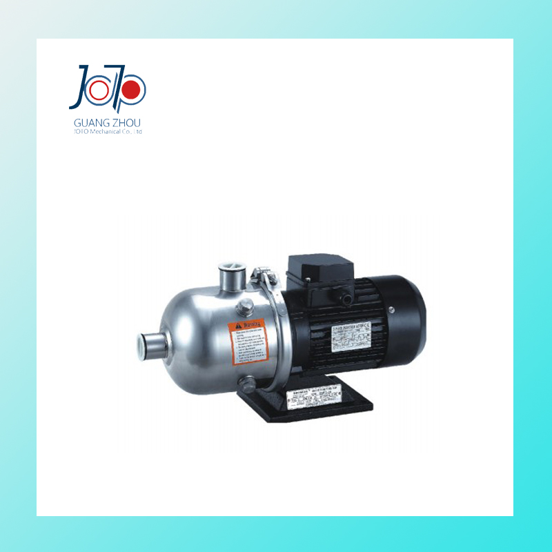 750W Water Supply Building Pressurisation Stainless Steel Industrial Booster Pump Industrial Liquid Transport Centrifugal Pump
