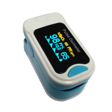Portable Finger Heart Rate Monitor