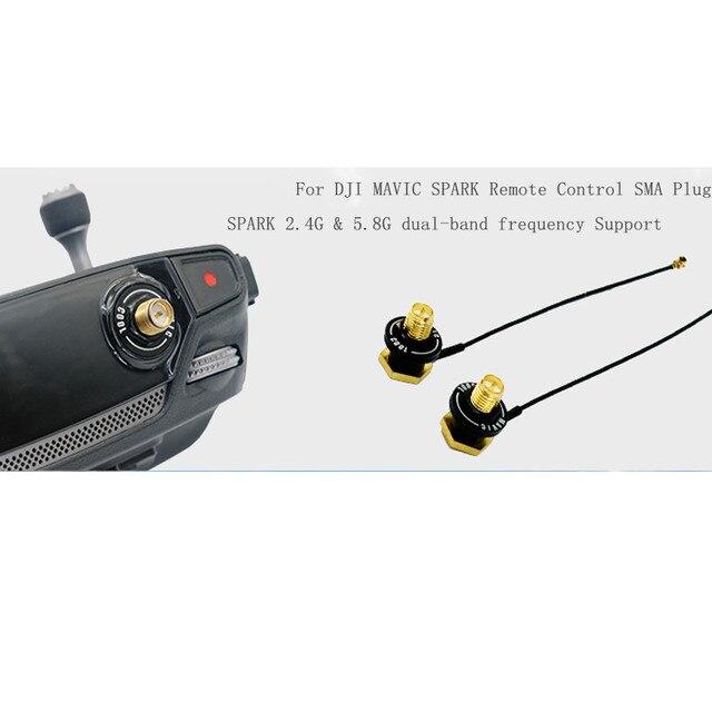 Remote Control Modified Antenna 16 DBi Signal antenna For DJI mavic pro Air SPARK mavic 2 pro zoom Drone accessories