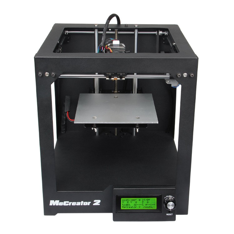 Full Assembled Desktop 3D Printer Me Creator 2 160x160x160mm