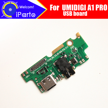 UMIDIGI A1 PRO usb board 100% Original New for usb plug charge board Replacement Accessories for UMIDIGI A1 PRO Cell Phone