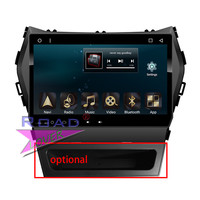 TOPNAVI 2G 32GB Android 7 1 Octa Core Car PC System Head Unit Player For Hyundai