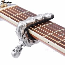 Sports Entertainment - Musical Instruments - Demon Finger Zinc Alloy Guitar Bass Capo Easy To Use High Quality Cool Capo Excellent Touch-feeling And Durable