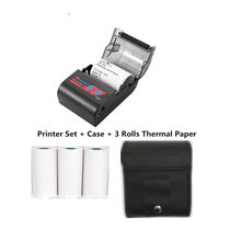 GOOJPRT Bluetooth Thermal Receipt Printer 58mm Mini Portable Wireless POS Thermal Notes Printer Paper for Android IOS Mobiles(China)