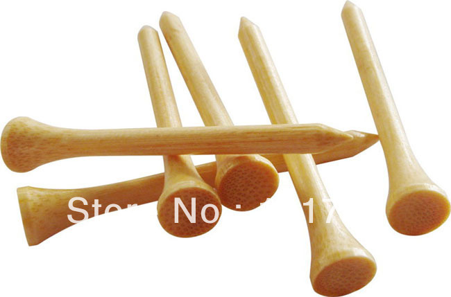 2016 Special Offer Regular Size  Bamboo Golf  Tees