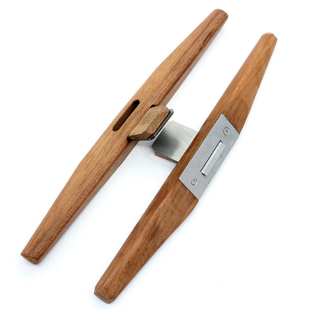 Woodworking Mini Planer Carpenter Model Making 26cm Light Wood Planks Sharpening Planing Manual Trimming Tool Hand Planes