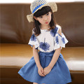 Hot Selling Dresses for Girls 3 Color,Fashion Beautiful Flower Girls Dresses for Party and Wedding,Lovely Baby Girls Dress Child