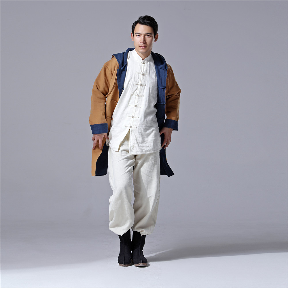 High Quality Hooded Trench Coat Men Promotion-Shop for High ...