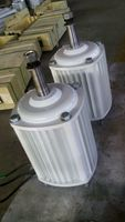 2KW/2000W 380RPM low rpm horizontal wind & hydro alternator/ permanent magnet water power dynamotor hydro turbine