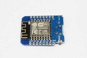 Image 4 - ESP8266 ESP 12 ESP12 WeMos D1 Mini โมดูล Wemos D1 Mini WiFi การพัฒนา Micro USB 3.3 V ขึ้นอยู่กับ ESP 8266EX 11 Pin ดิจิตอล