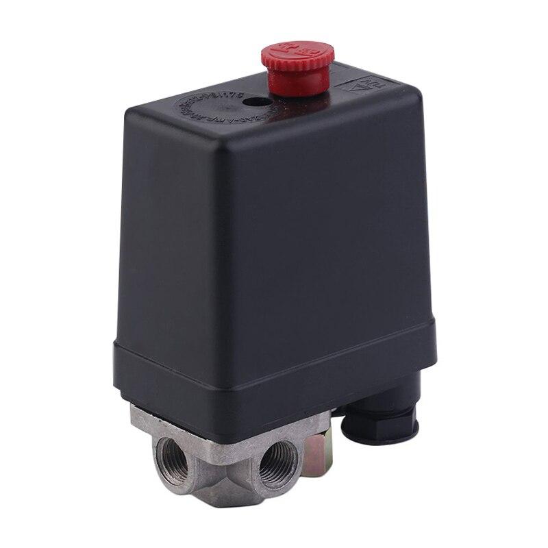 1 stücke 3-phase Heavy Duty Air Kompressor Druck Switch Control Ventil 380/400 v Kompressor Druck Schalter teil