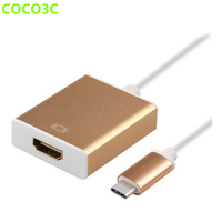 USB C To HDMI Female Adapter Cable USB Type C 3 1 To 1 4 Standard