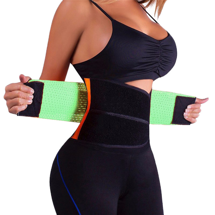 Women Men Slimming Burn Fat Tummy Slim Shapewear Bodysuit Abdomen Belt 1PC Slim Shapewear Bodysuit Abdomen Belt #JH5950