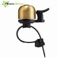 ROCKBROS MTB Bike Bicycle Bell Cycling Handlebar Ring Horn Safety WarningBike Loud Sound Alarm Bell Bicycle