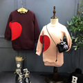 2016 new winter with double cashmere sweatershirt cute color thickening in the Long Sleeve Jacket free Shipping