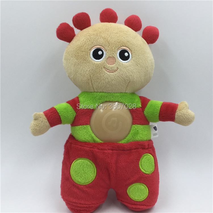 In the Night Garden peluche de collection Mini Plush Soft Toys-Upsy Daisy