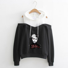 XXXtentacion Hoodies Sweatshirt in Women's Outwear Exclusive