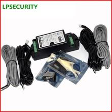 LPSECURITY Sicherheit Doppel Lichtschranke Sensor Detektor für Auto Türsteuerung schaukel glasschiebetür tor