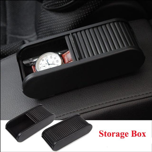 Hot Seal Car Interior Accessories Storage Box With Sticker Trunk Bags Auto Car Storage Box