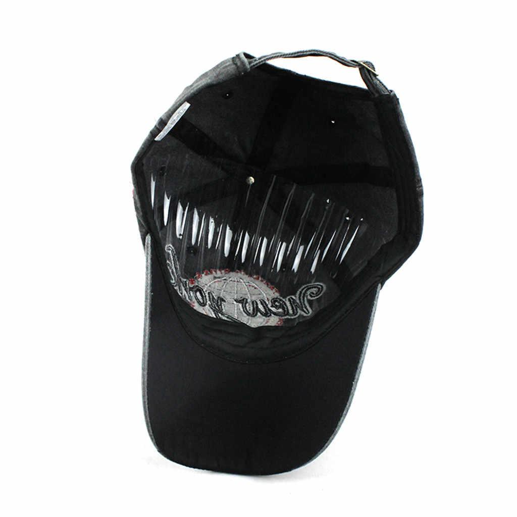 Outdoor Hoge Kwaliteit Baseball Caps vrouwen mannen katoen Geborduurd zomer Verstelbare hoeden gorra hombre