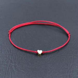 cceae54fbcb5 BPPCCR Stainless Steel Red Bracelets For Men Women Couples