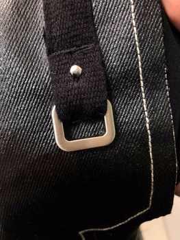 19ss Owen Seak Men Casual Short Harem Gothic Style Men\'s Clothing Sweatpants Summer Women Loose Black Short Size XL