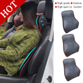 BACANO Memory foam lumbar support  tournure car waist support cushion lumbar support back  lumbar pillow cushion for car