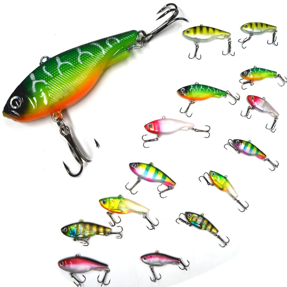 US $24 76 |10 pcs Soft fishing lure Saltwater Plastic Fishing Lures Vibe  Blade Grubs Barra Minnow 65mm 17g-in Fishing Lures from Sports &