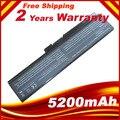 La nueva alta calidad portátiles batería por Toshiba L655 L655D L670 L670D L675 satellite L675D M300 negro, envío gratis