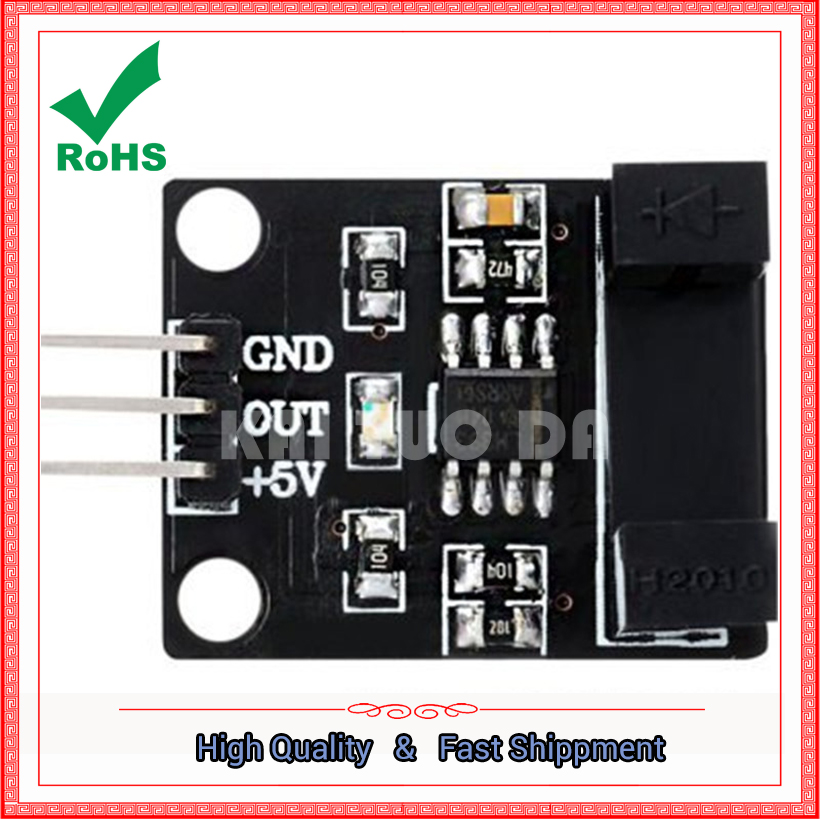 Wide Body On Line Counting Sensor Module Motor Speed