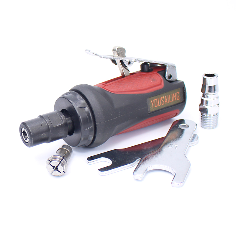 ФОТО High Quality 1/4 or 1/8 Mini Pneumatic Die Grinder 3mm 6mm Mini Grinder Tools Micro Air Die Grinder  Machine
