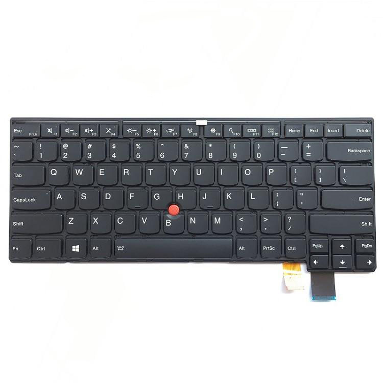 ORIGINAL Laptop Keyboard For IBM Lenovo Thinkpad T460P US Keyboard 00UR395 Free shipping