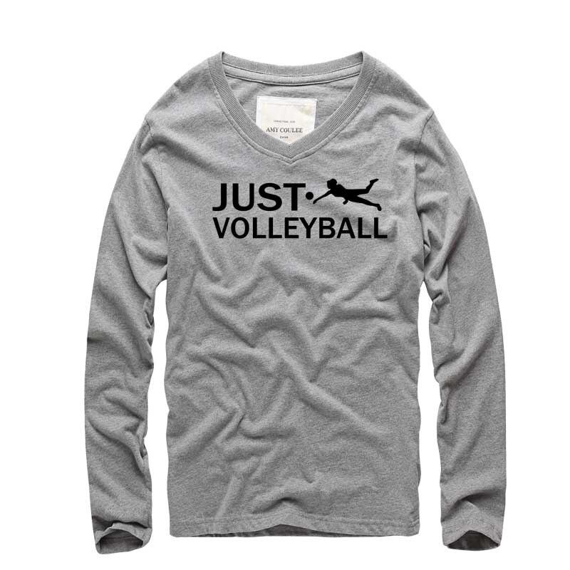 Ստեղծագործական դիզայն VOLLEY BALL Տպել - Տղամարդկանց հագուստ - Լուսանկար 4