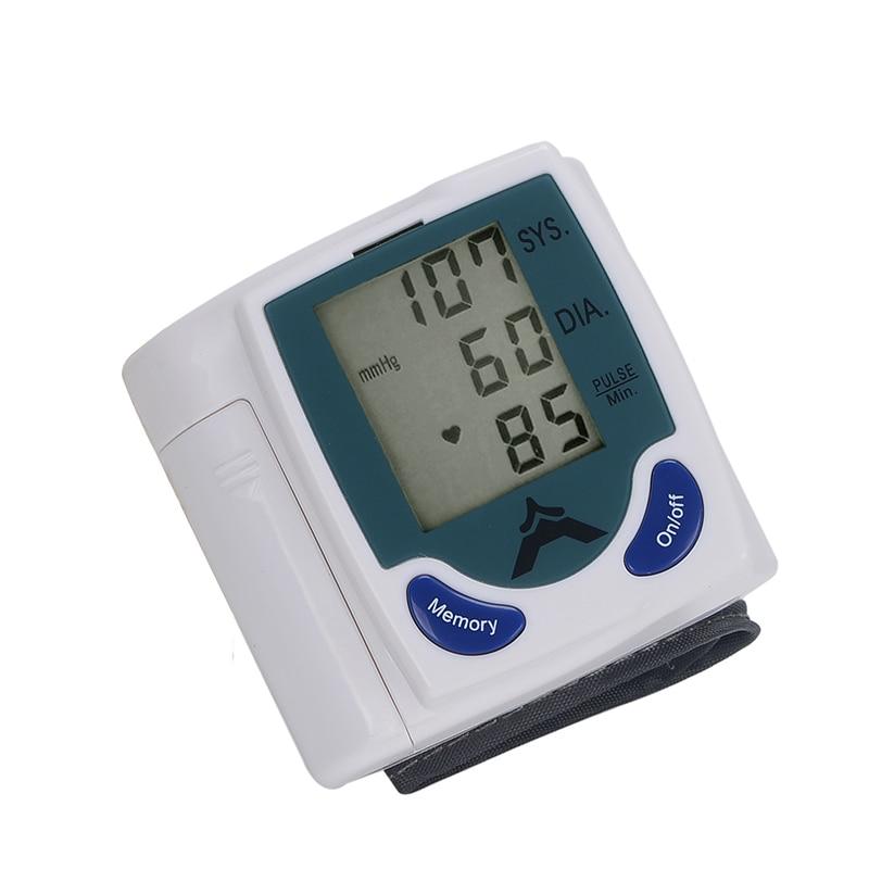 Monitor de Pressão Esfigmomanômetro Sangue Braço Tensiometros Digital